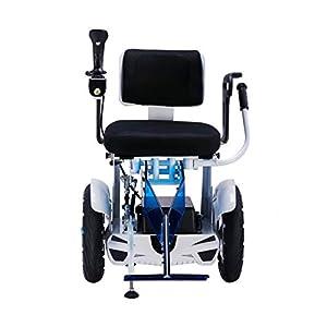 Airwheel A6TS Silla de ruedas eléctrica ligera y todoterreno