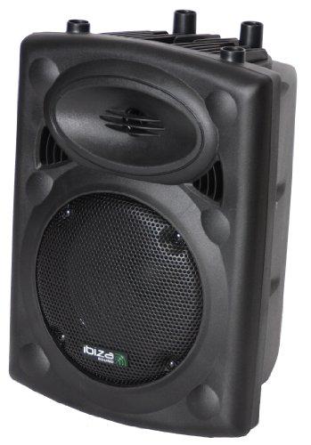 "Ibiza Sound SLK8A BT - Altavoz autoamplificado (300W, 8"", Bluetooth, estéreo), negro"