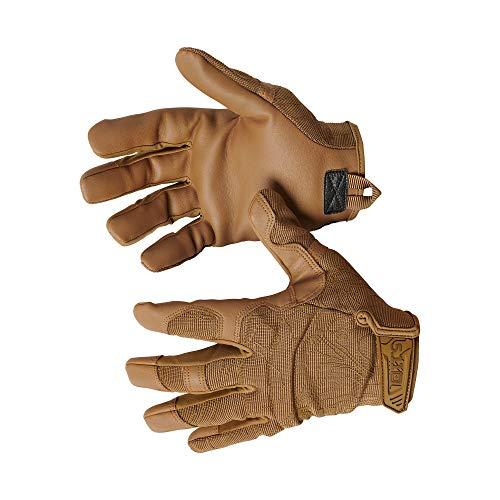 5.11 High Abrasion Tac Glove - Guanti Tattici da Uomo con Dita Intere, Alta abrasione, 888579189605,...