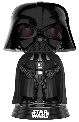 Funko - Darth Vader figura de vinilo, colección de POP, seria Star Wars Rogue One (10463)