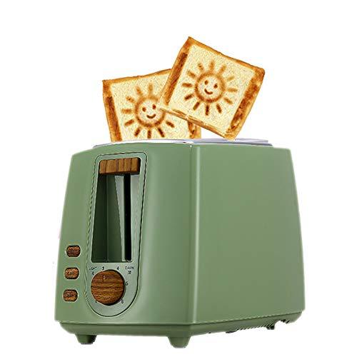 CCDZ Completamente Automatico Multifunzione Tostapane Domestico Cucina 2 Compresse Prima Colazione...