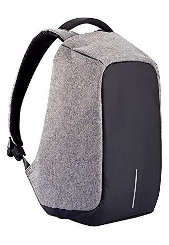 "Eugle Mart XL 17"" Anti-Theft Laptop Backpack with USB Port (Unisex Bag)"