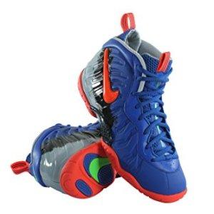 Nike 644792-403 Grade School Little Posite PRO Racer Blue/Total Crimson-Green 41IxF YaJkL