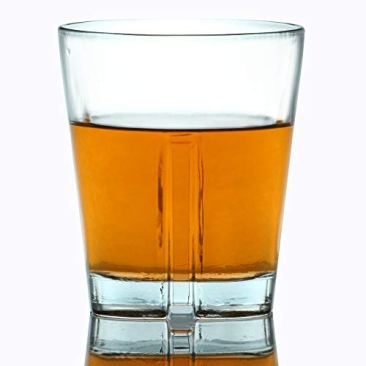 Ziva Quba Old Fashion Glass 2 Pcs 366 ml 2