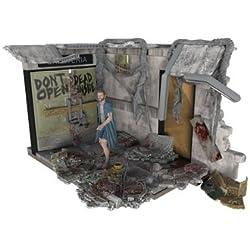 Walking Dead Kit de Construcción Hospital Doors