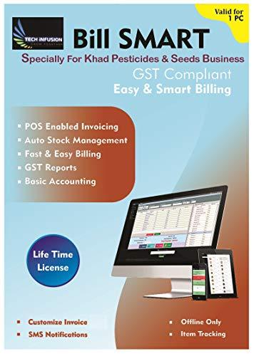 BILL SMART - Billing & Inventory Management Software For Pesticides Business