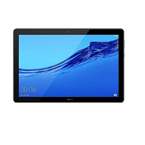Huawei Media Pad T5 - Tablet 10.1' Full HD (Wifi, RAM de 3 GB, ROM de 32 GB, Android 8.0, EMUI 8.0) Color Negro