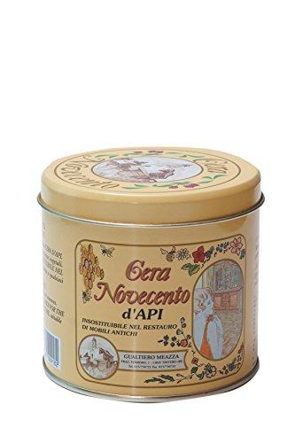 Novecento Y922 Cera d'Api, Noce Scuro, 500 ml