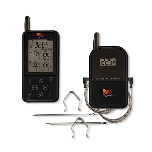 Maverick Wireless BBQ&Meat Thermometer ET-733 Black Edition
