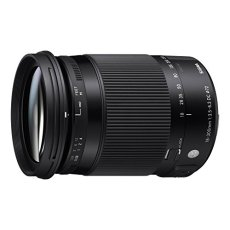 Sigma 886955 - Objetivo para cámara 18-300 mm F3.5-6.3 DC Macro OS HSM (C) para Nikon