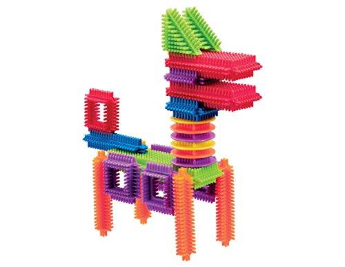 Stickle Bricks TCK07000 Hasbro Stick Fun Tub, Building toys for kids, list of building toys, construction toys, STEM toys for babies, STEM toys for toddlers, STEM toys for pre-schoolers