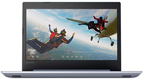 Lenovo Ideapad 320 Intel Core i3 6th Gen 14-inch Laptop (4GB/1TB HDD/Windows 10 Home/MS Office/Denim Blue/ 2.2kg), 80XG008NIN
