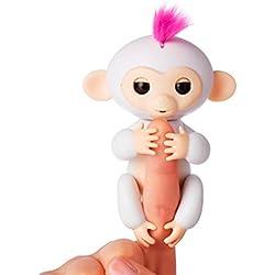Lulo, El Pequeño Mono Interactivo, blanco