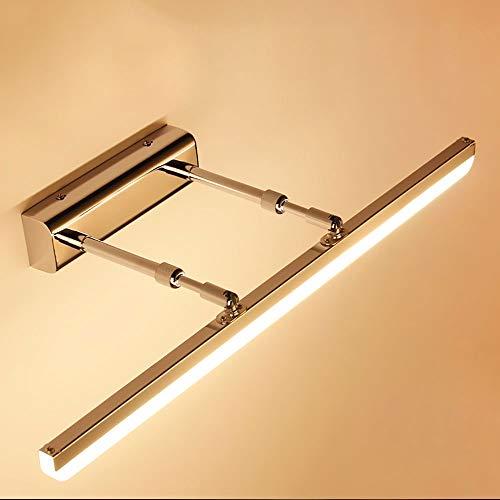Leohome Lampade da parete moderne a LED per interni da bagno 90cm 70cm 60cm 50cm 40cn Lampade a LED...