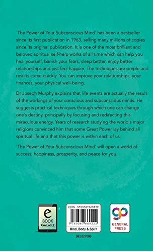 The Power of Your Subconscious Mind (Hardbound Delux Edition) 15