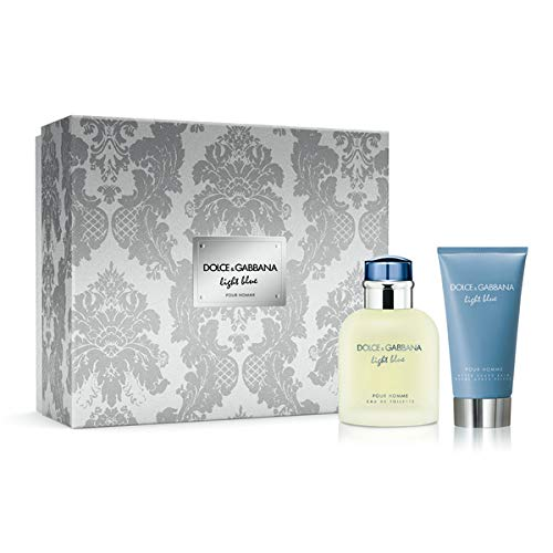 b4cdc6cf05 Dolce & Gabbana Light Blue Pour Homme - Set Regalo Edt 75ml e Balsamo  dopobarba 75ml - Profumo Uomo - FACESHOPPING