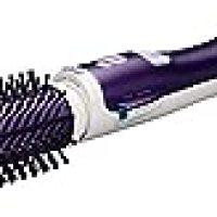 Rowenta CF9320 Activ Volume & Shine - Cepillo moldeador por aire caliente con rotación