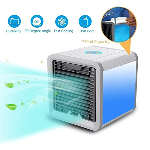 A3 Fashion Arctic Air Portable 3 in 1 Conditioner Humidifier Purifier Mini Cooler Arctic Air Humidifier Purifier Mini Cooler, air coolers for house, air coolers for home, air cooler for room