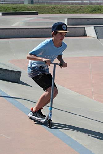 D'arpeje patinette Freestyle Junior