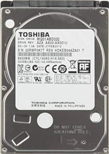 Toshiba 320 GB Laptop Internal Hard Drive