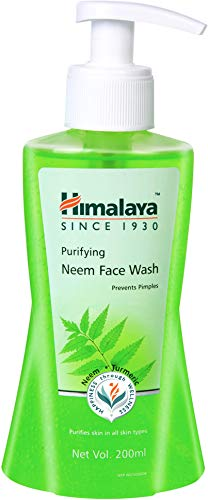 Himalaya Herbals Purifying Neem Face Wash, 200ml