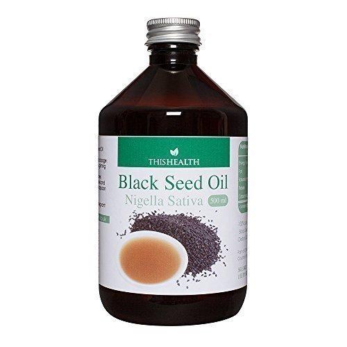 Aceite de semilla negra egipcia