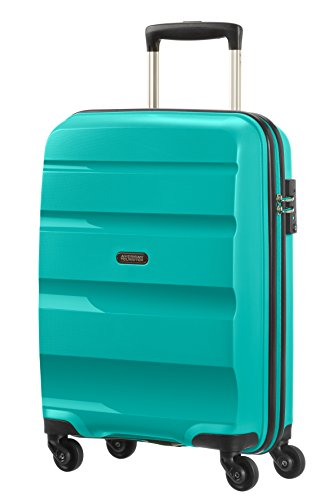 American Tourister Bon Air, Bagaglio a Mano Unisex, Blu (Deep Turquoise), 31.5 liters, S...