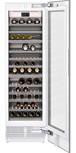 Gaggenau Cantina vino monoporta RW 466 364 con porta in vetro da 61cm