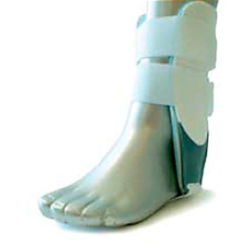 Össur Airform® Sprunggelenkorthese - Knöchelstütze - Fußschiene, Farbe:weiss