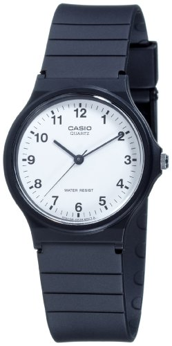 Casio Collection Herren-Armbanduhr Analog Quarz MQ-24-7BLLGF