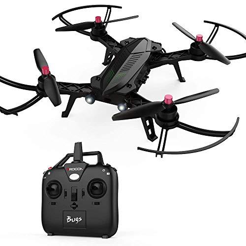 DROCON – Bugs 6, Drone Veloce con Motori Senza Spazzole 1806 1800KV, Quadrirotore Preassemblato...