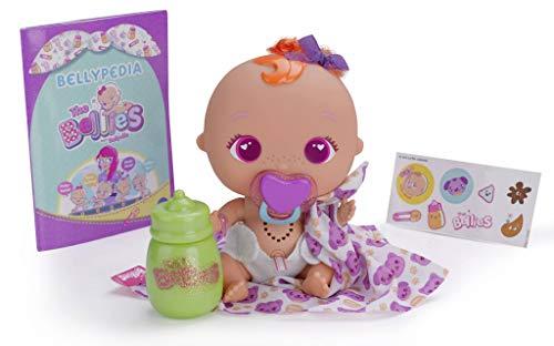 The Bellies Edition Speciale Fille Bambola Interattiva, Multicolore, 30276G