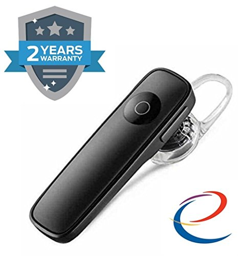Wonderford Multimedia Bluetooth 4.1 Wireless Headset, Noise Canceling and Hands-free with Mic for All Smartphones (Assorted Colour)