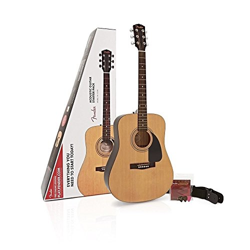 Fender 971110421 FA-115 Dreadnought pack (Natural)