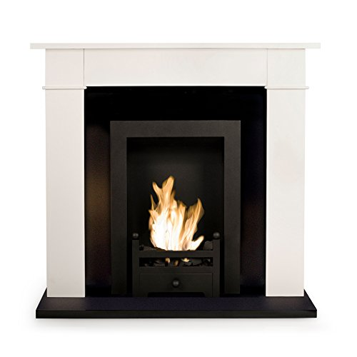 Bio Fires Carrington Cream Traditional Bio Ethanol Fireplace