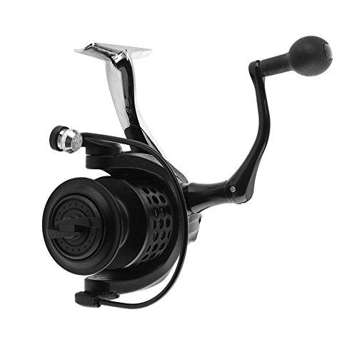 Starnearby STAR Earby Angel spinnrollen 11+ 1BB tutti in metallo Mulinello spinning Spool ruota per Sea Rock pesca, VR2000, 150.00 * 145.00 * 90.00