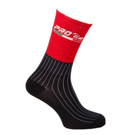 Pro-Line Calze Calzini Ciclismo Modello Team Trek Cycling Socks 1 Paio One Size New Line