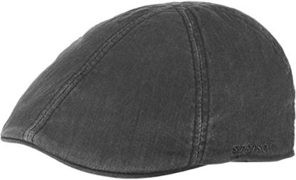 64e86970e Texas Organic Cotton Flatcap by Stetson 6611107 61