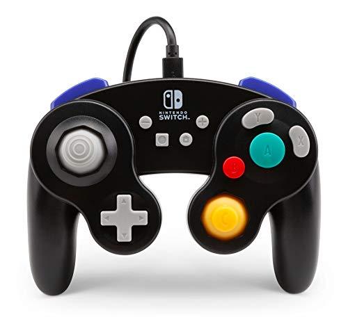 PowerA NSW GameCube Wired Controller Black