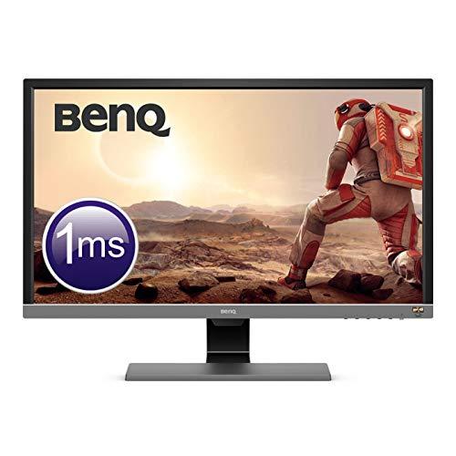BenQ EL2870U 70,61 cm (28 Zoll) LED Gaming Monitor (HDMI, 4K UHD HDR Eye-Care, Free-Sync, B.I. Plus Sensor, Display Port, 1ms Reaktionszeit)