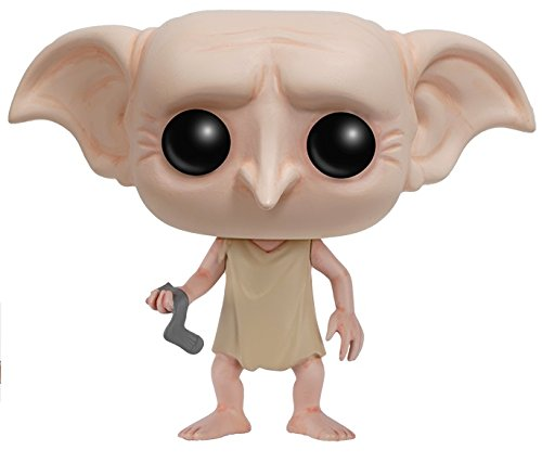 Funko - Figura pop vinyl harry potter dobby
