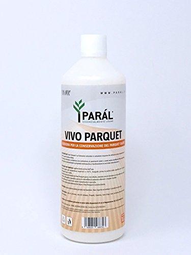 Vivo Parquet 1Lt - Protettivo per pavimenti in legno trattati ad olio