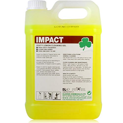 Concentrated Impact Low Foam Heavy Duty Floor Cleaner & Maintainer (5L). 1  Concentrated Impact Low Foam Heavy Duty Floor Cleaner & Maintainer (5L). 41Knj7wJqYL