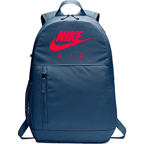 Nike 20 Ltrs Blue Force/Blue Force/Bright Crimson Casual Backpack (BA6032-474)