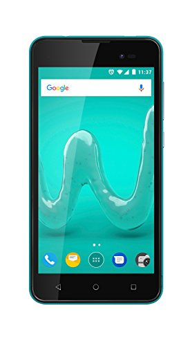 Wiko Sunny 2Plus Smartphone (12,7cm (5 Zoll) Display, 8GB interner Speicher, Android 7 Nougat)...