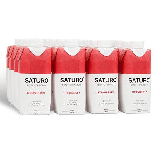 Substitut de Repas Complet Diététique Prêt à Consommer Riche en Protéines, Vitamines et Minéraux – Milk-Shake/ Smoothie pour Perdre du Poids... 21