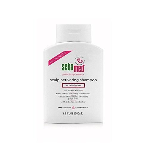Sebamed Scalp Activating Shampoo for Thinning Hair, 6.8 fl. oz.