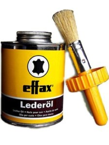 William Hunter Effax Leder-Öl, Dose mit Pinsel 475ml Lederpflege 7