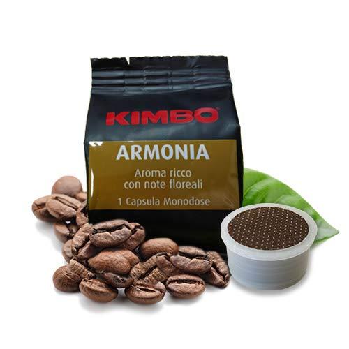 100 Cialde Capsule Caffe' Compatibili Espresso Point Kimbo Adesso 100% Arabica