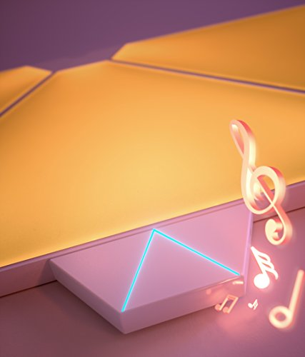 Nanoleaf--Light-Panels-Smarter-Kit-Panneaux-lumineux-Fonctionne-avec-Alexa
